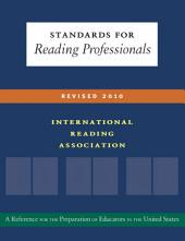 Standards for Reading Professionals—Revised 2010