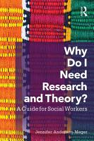 Why Do I Need Research and Theory  PDF