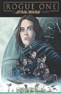 Star Wars  Rogue One Graphic Novel Adaptation Book