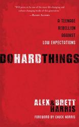 Do Hard Things Book PDF