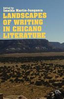 Landscapes of Writing in Chicano Literature PDF