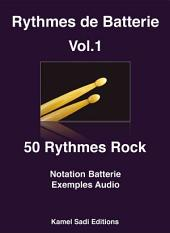 Rythmes de Batterie Vol. 1: Rock
