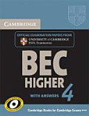 Cambridge BEC  Student s Book with Answers  Higher 4 PDF