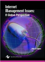 Internet Management Issues  A Global Perspective PDF