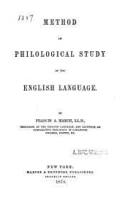 Method of Philological Study of the English Language