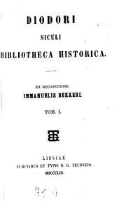 Bibliotheca historica: Τόμος 1