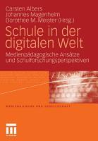 Schule in der digitalen Welt PDF