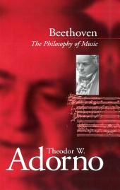 Beethoven: The Philosophy of Music