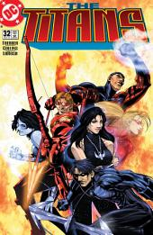 The Titans (1999-) #32