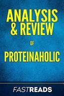 Analysis   Review of Proteinaholic PDF