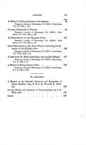 The Scientific Writings of James Smithson: Volume 21, Issue 2
