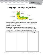 The Very Hungry Caterpillar Language Learning Activities