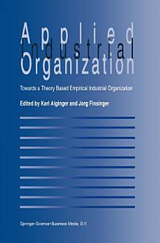 Applied Industrial Organization PDF