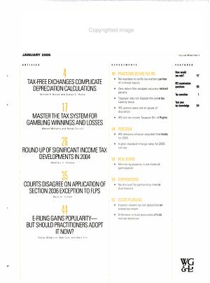 Practical Tax Strategies