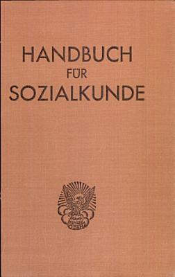 Handbuch Fur Sozialkunde PDF