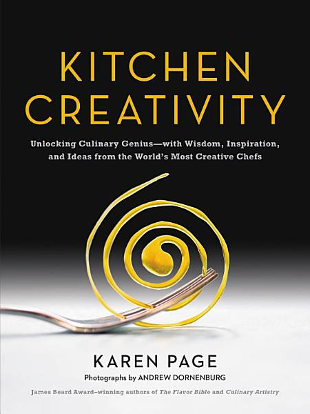 Download Kitchen Creativity Book