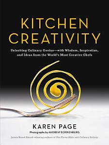 Kitchen Creativity Book