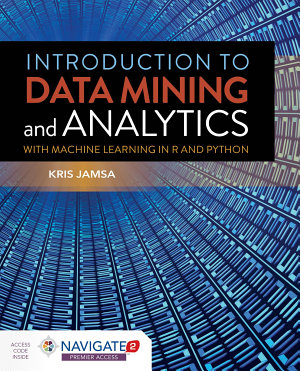 Introduction to Data Mining and Analytics