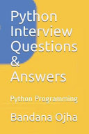 Python Interview Questions   Answers  Python Programming PDF
