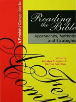 A Feminist Companion to Reading the Bible PDF