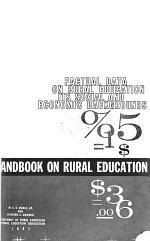 Handbook on Rural Education