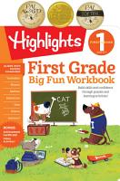 First Grade Big Fun Workbook PDF