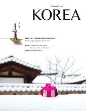 KOREA Magazine February 2015