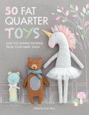 50 Fat Quarter Toys PDF