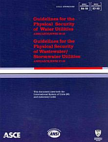 Guidelines for the Physical Security of Water Utilities and of Wastewater Stormwater Utilities PDF