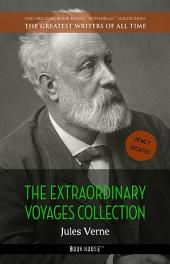 Jules Verne: The Extraordinary Voyages Collection