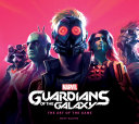 Marvel s Guardians of the Galaxy  the Art of the Game