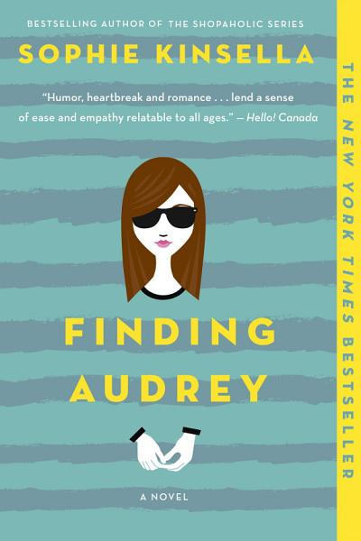 Download Finding Audrey Book