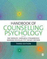 Handbook of Counselling Psychology PDF