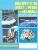 Transportation  Energy  and Power Technology PDF