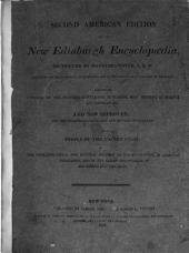 Second American Edition of the New Edinburgh Encyclopædia