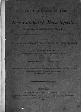 Second American Edition of the New Edinburgh Encyclop  dia PDF