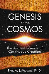 Genesis Of The Cosmos Book PDF