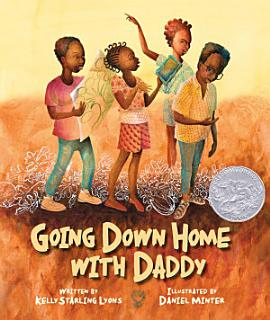 Going Down Home with Daddy Book