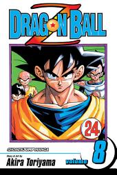 Dragon Ball Z, Vol. 8: Goku Vs. Ginyu
