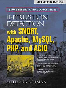 Intrusion Detection Systems with Snort Book