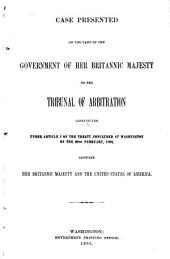 Fur Seal Arbitration: Volumes 4-5