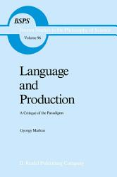 Language And Production Book PDF