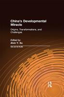 China s Developmental Miracle PDF