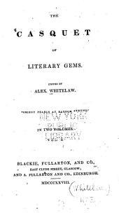 The Casquet of Literary Gems: Volume 1