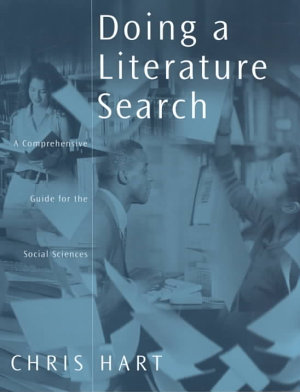 Doing a Literature Search