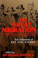 The Great Migration in Historical Perspective PDF