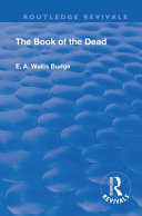 Revival  Book Of The Dead  1901  PDF
