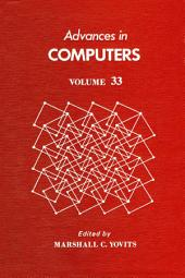Advances in Computers: Volume 33