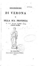 Descrizione di Verona e della sua provincia
