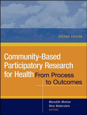 Community Based Participatory Research for Health PDF